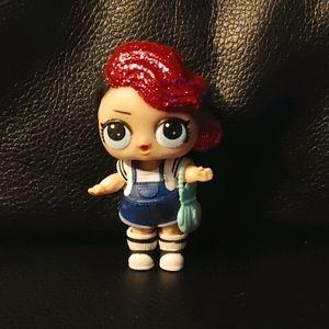 BOGO🌺L.O.L Surprise Glitter Series Rocker Doll